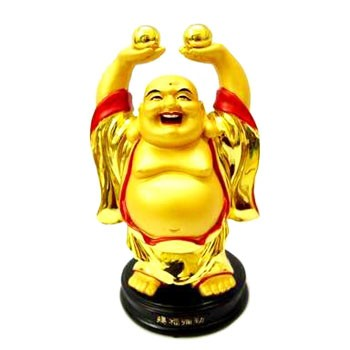 Laughing Buddha of Wealth