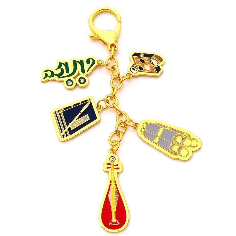 Manjushri Dhih Scholastic Amulet
