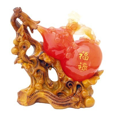 Feng Shui Wu Lou with Pi Yao for Health and Good Fortune