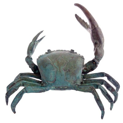 Auspicious Crab for Promotion and Success