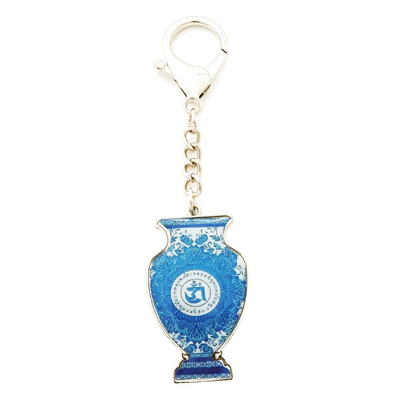 Peace and Harmony Amulet Keychain for Overcoming Quarrels and Disharmony