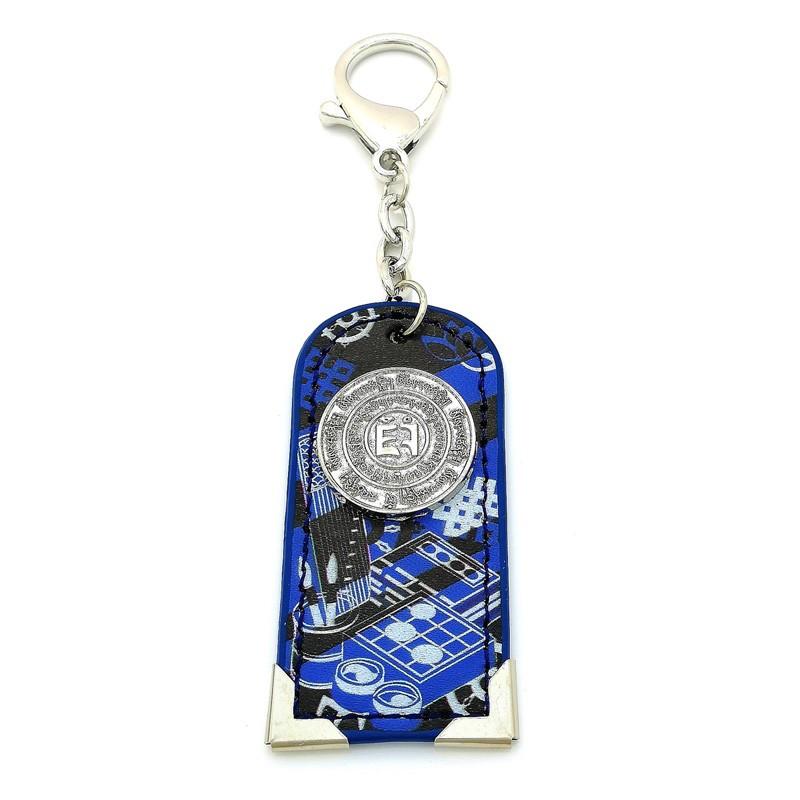 Scholastic Feng Shui Amulet-Blue