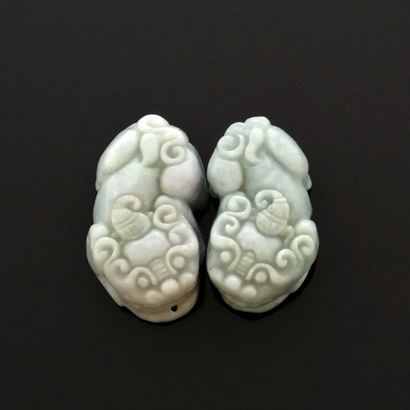 Jade Double Pi Yao - Limited Edition