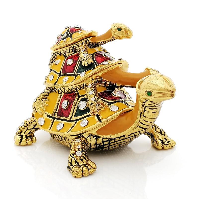 Bejeweled Tortoise of Harmony