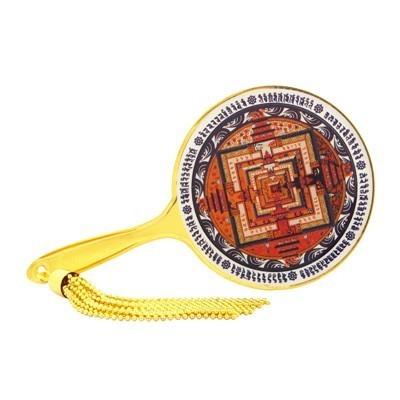 The Kalachakra Mandala Mirror