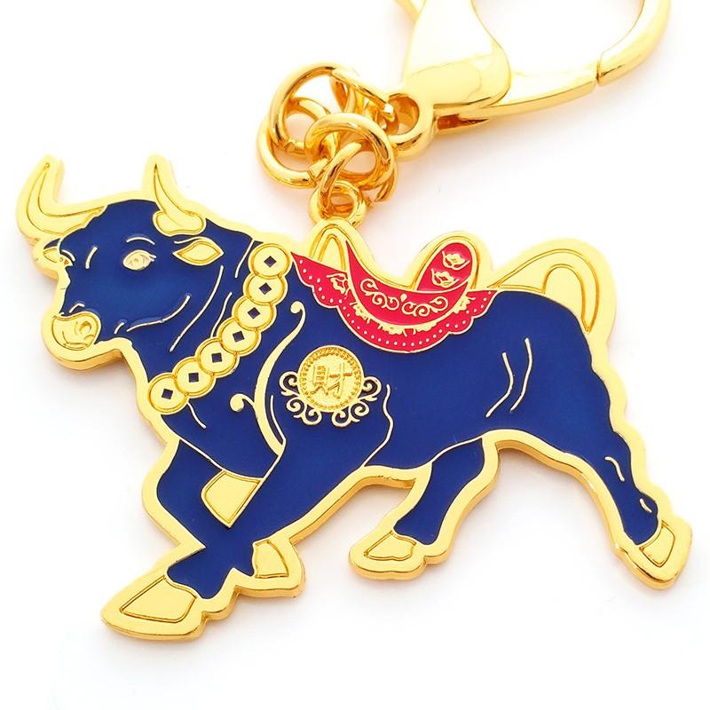 Asset Wealth Bull Talisman