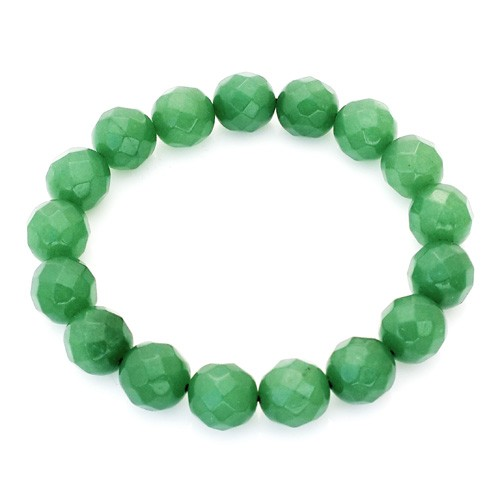 Natural Aventurine Bracelet for Academy Luck