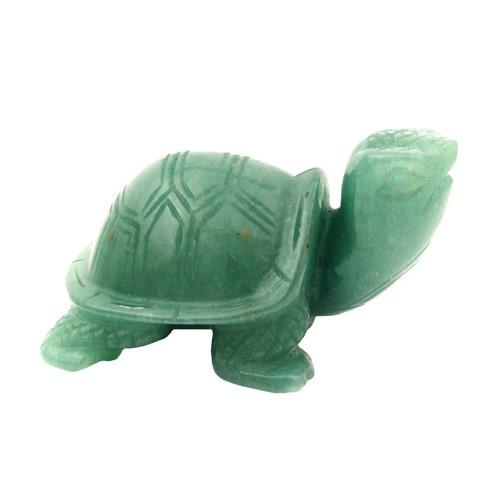 Natural Aventurine Tortoise