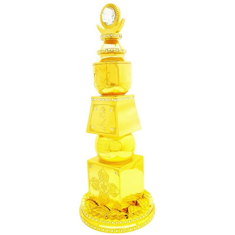 Bejeweled Five Element Pagoda