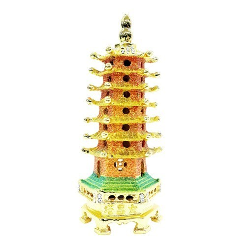Bejeweled 7-Level Wen Chang Pagoda