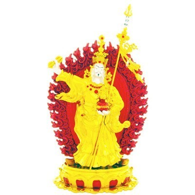 Bejeweled Guru Rinpoche
