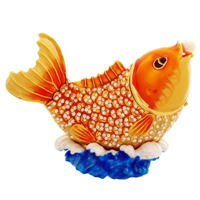 Bejeweled Crap Fish