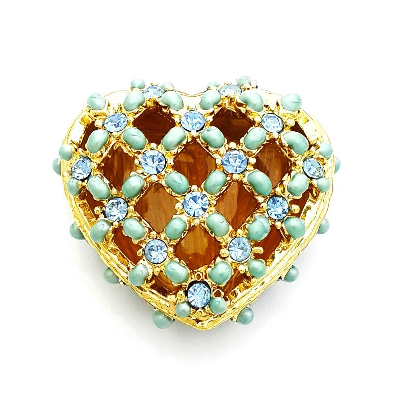 Bejeweled Heart
