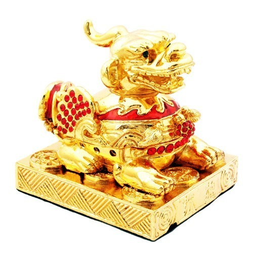 Bejeweled Golden Pi Yao