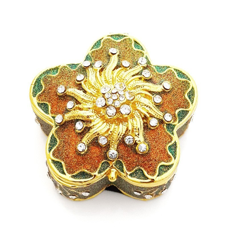 Bejeweled Trinket box for Ladies