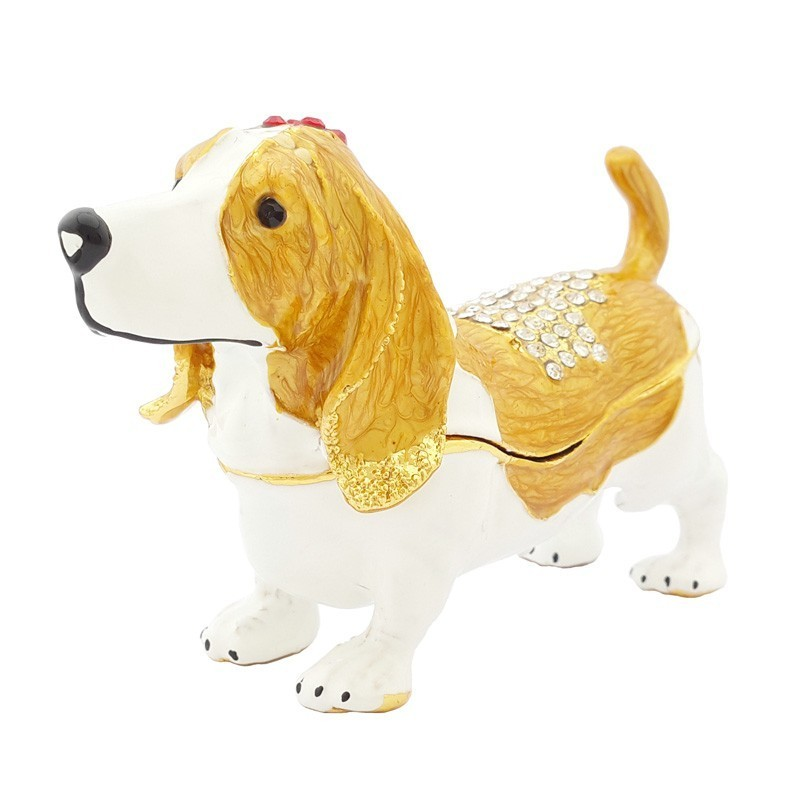 Bejeweled Wealth Dog