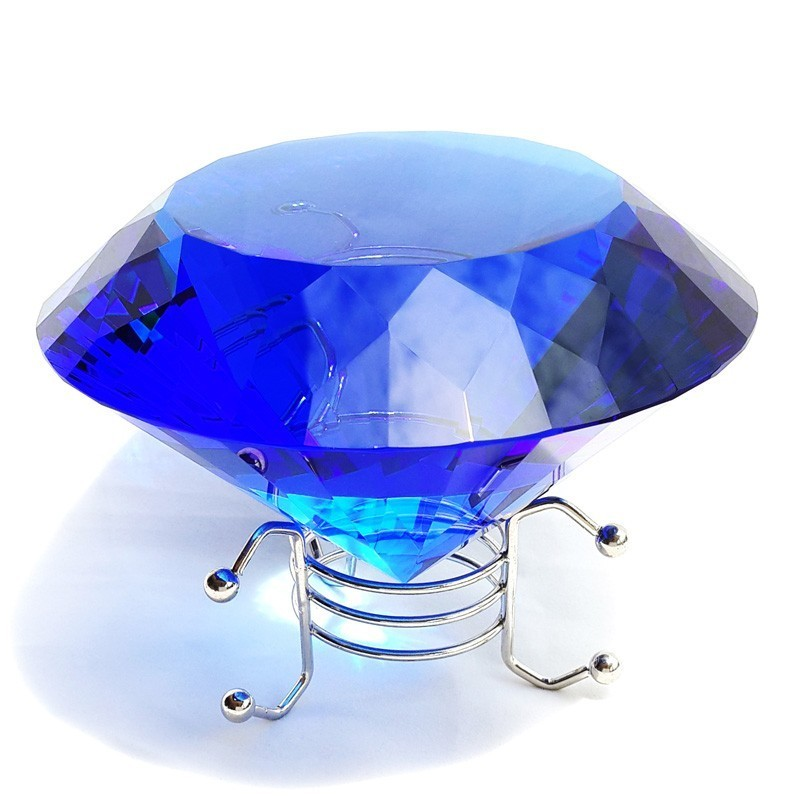 Blue Wish fulfilling Crystal for Healing and Career Luck