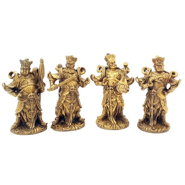 Bronze Four Heavenly Kings ( Special Offer )