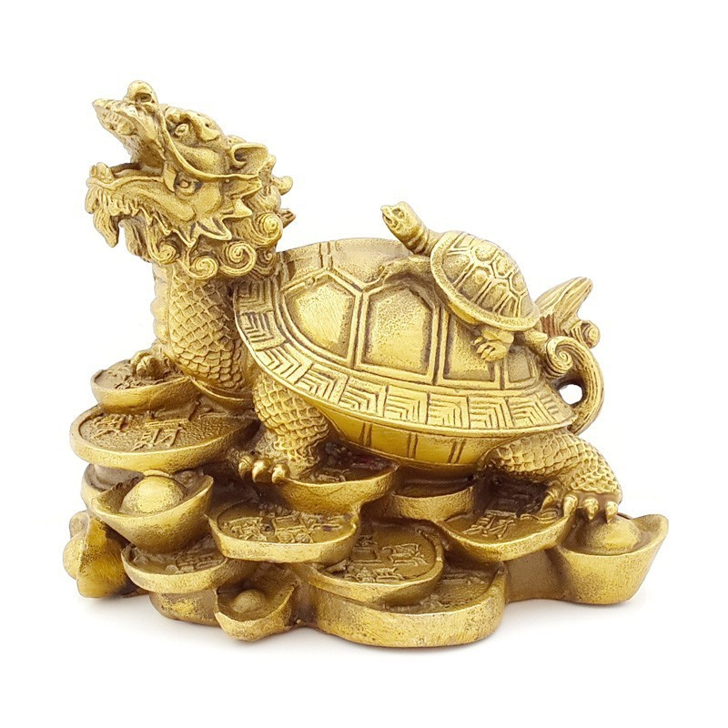 Bronze Dragon Tortoise - Medium