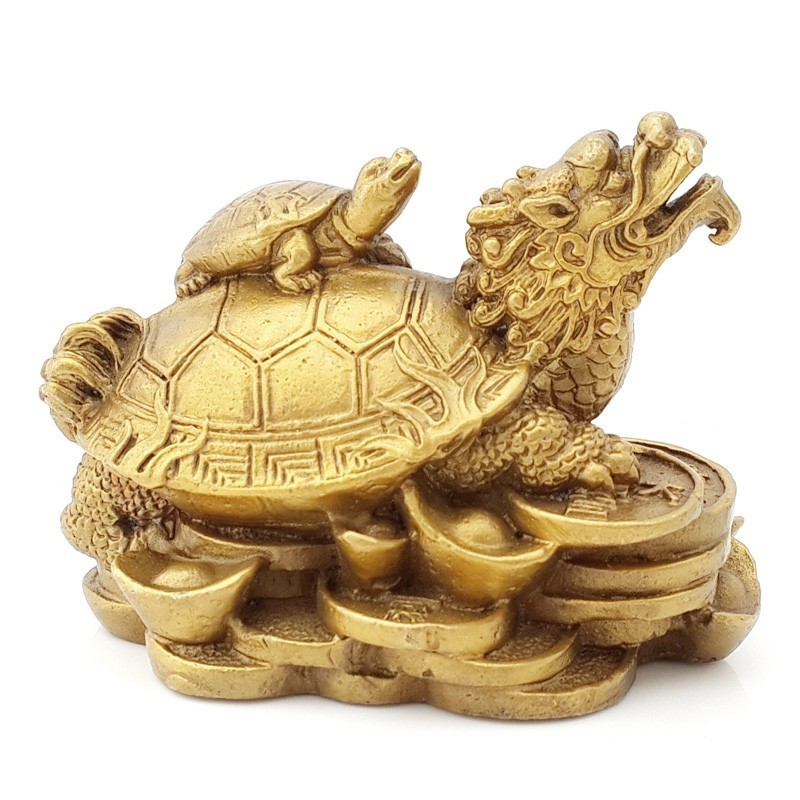 Bronze Dragon Tortoise - Small