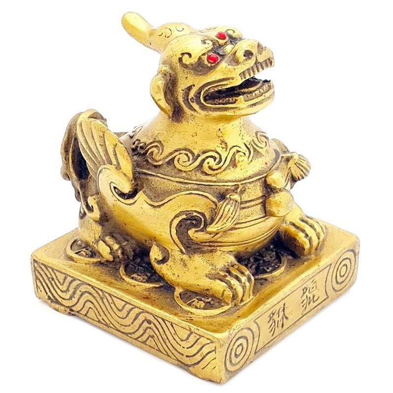Bronze Pi Yao