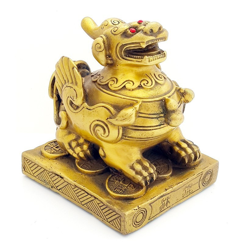 Bronze Pi Yao - Medium