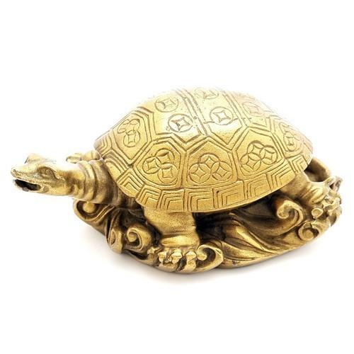 Bronze Feng Shui Auspicious Tortoise