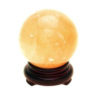 70mm Citrine Crystal Sphere (Period 8 Enhancer)
