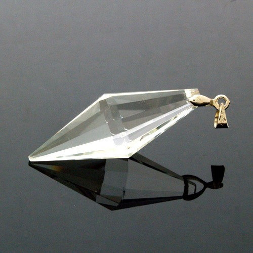 The Clear Quartz Pendulum