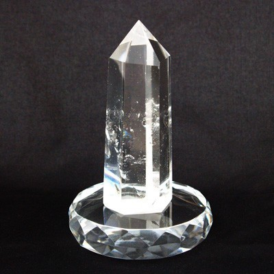Natural Crystal Point