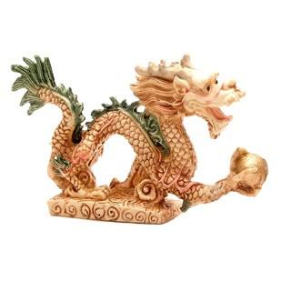 Auspicious Dragon Grasping a Pearl