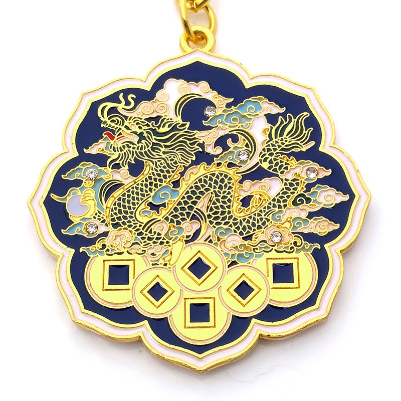 Dragon Heavenly Seal Amulet