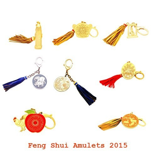 Feng Shui Amulets for 2015