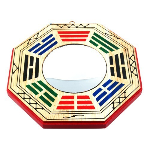 Concave Bagua Mirror - Medium