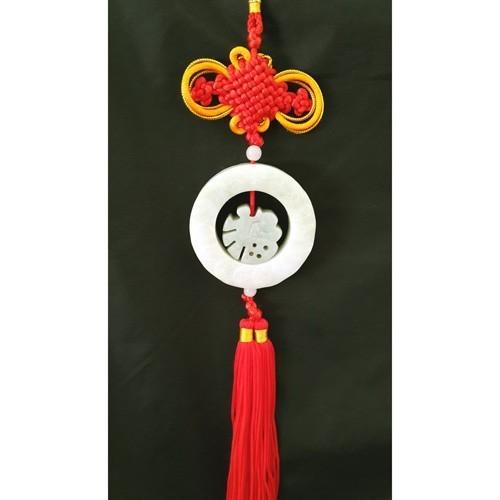 Feng Shui Jade Tassel