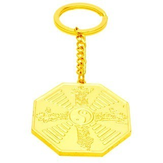 Golden Four Heavenly King Amulet for Protection