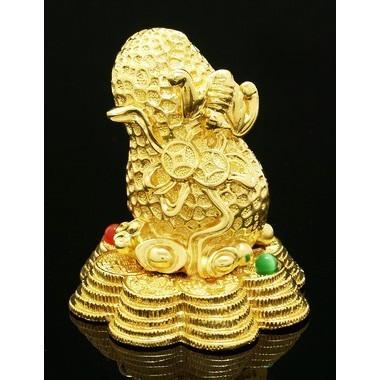 Golden Treasure Groundnut for Wealth Luck