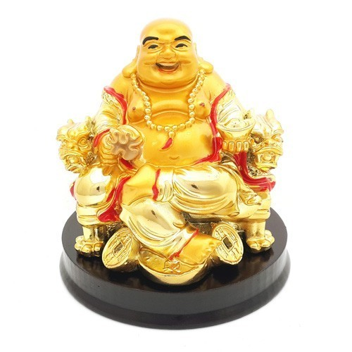 Laughing Buddha of Wealth and Good Fortune - Small