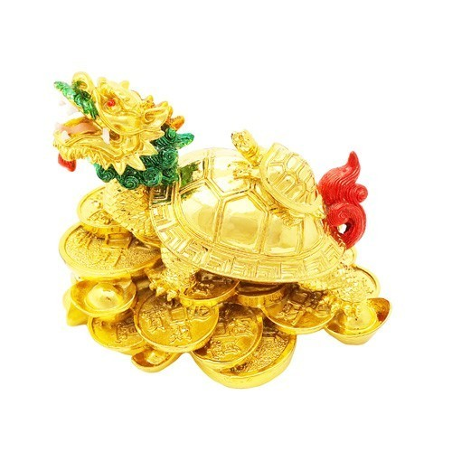 Golden Dragon Tortoise