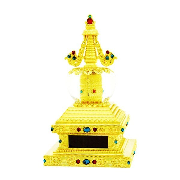 Golden Stupa for Protection