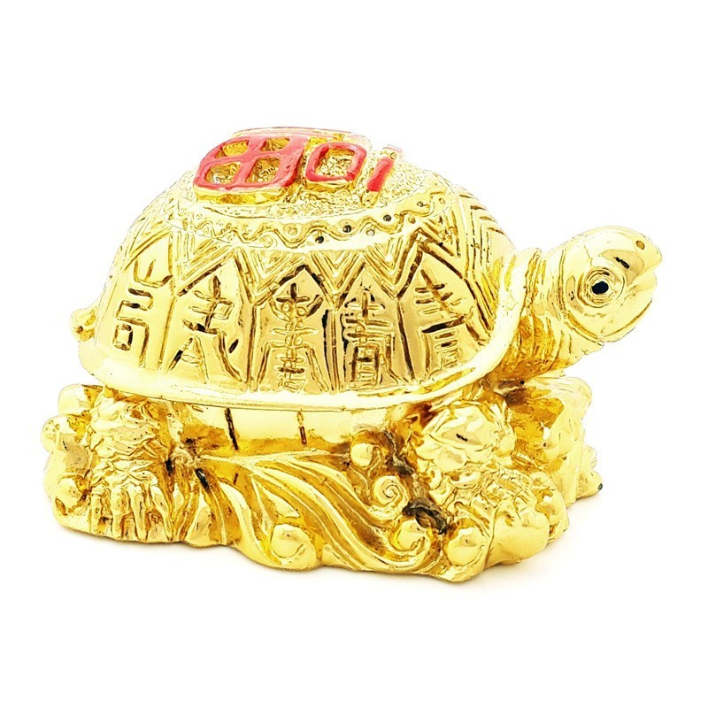 Golden Tortoise for Protection