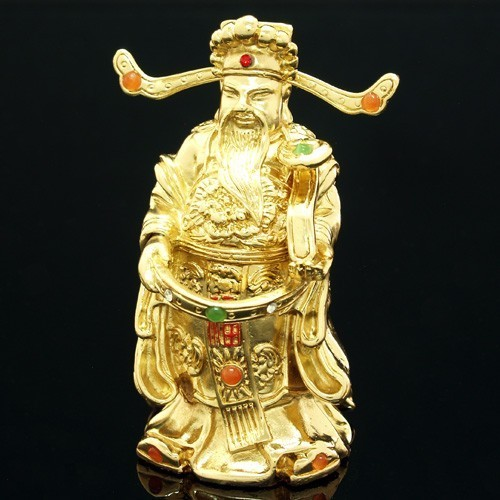 Golden God Of Wealth