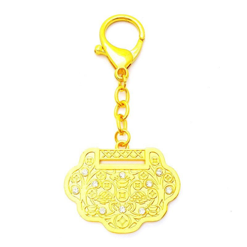 Good Fortune Lock Amulet