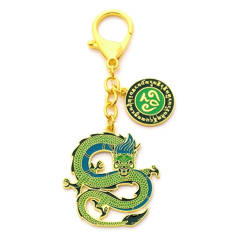 The Green Dragon Lunar Mansion Talisman