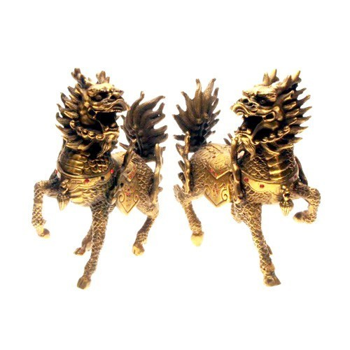 A Pair of Imperial Chi Lin ( Special Offer )