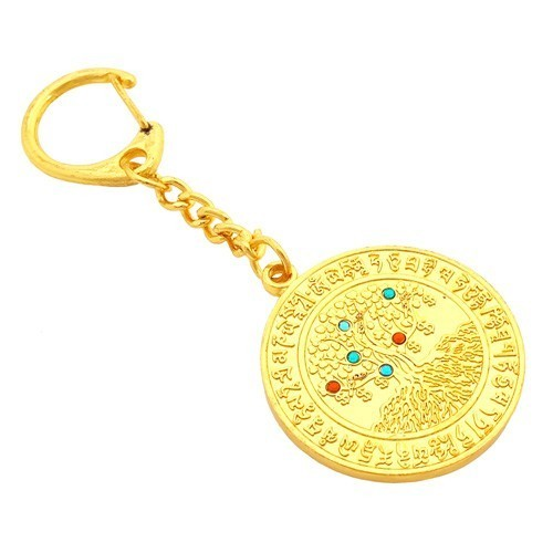 Increasing Jewel Amulet Keychain