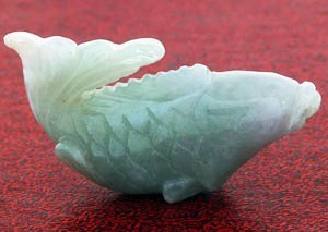 Jade Carp Fish for Abundance and Wealth