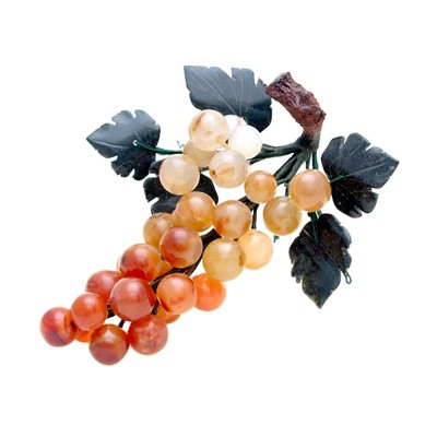Abundance of Agate Grapes