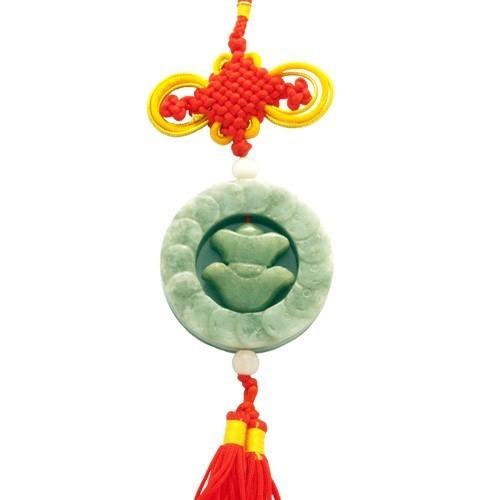 The Prosperity Jade Tassel