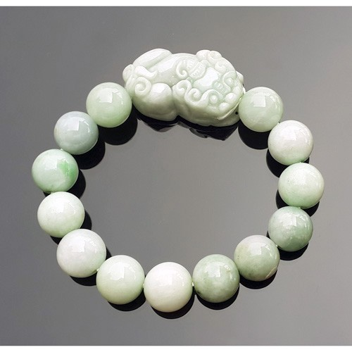 Jade Pi Yao Bracelet For Protection and Good Fortune